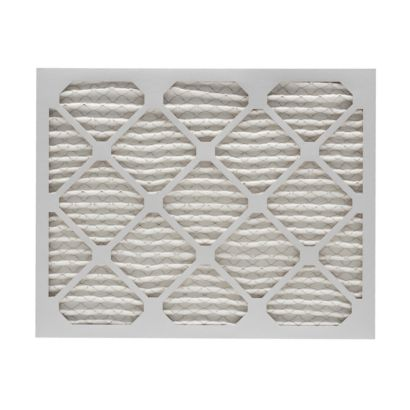 """ComfortUp WP25S.0119F21F - 19 3/8"""" x 21 3/8"""" x 1 MERV 13 Pleated Air Filter - 6 pack"""