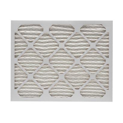 ComfortUp WP25S.0119M21H - 19 7/8 x 21 1/2 x 1 MERV 13 Pleated HVAC Filter - 6 Pack