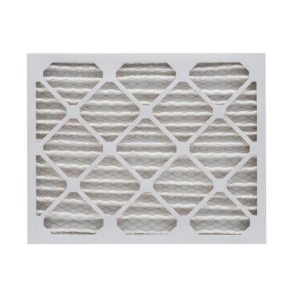 ComfortUp WP25S.0121D21D - 21 1/4 x 21 1/4 x 1 MERV 13 Pleated HVAC Filter - 6 Pack