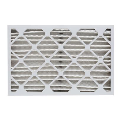"""ComfortUp WP25S.041020 - 10"""" x 20"""" x 4 MERV 13 Pleated Air Filter - 6 pack"""