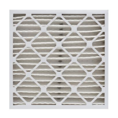 """ComfortUp WP25S.0421D21D - 21 1/4"""" x 21 1/4"""" x 4 MERV 13 Pleated Air Filter - 6 pack"""