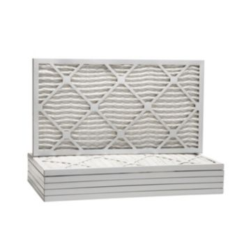 ComfortUp WP25S.0112H24H - 12 1/2 x 24 1/2 x 1 MERV 13 Pleated HVAC Filter - 6 Pack