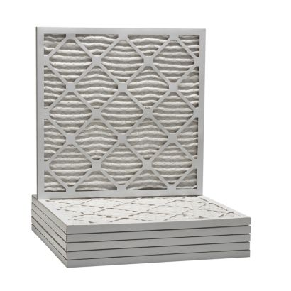 ComfortUp WP25S.012121 - 21 x 21 x 1 MERV 13 Pleated HVAC Filter - 6 Pack