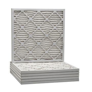 ComfortUp WP25S.012424 - 24 x 24 x 1 MERV 13 Pleated HVAC Filter - 6 Pack