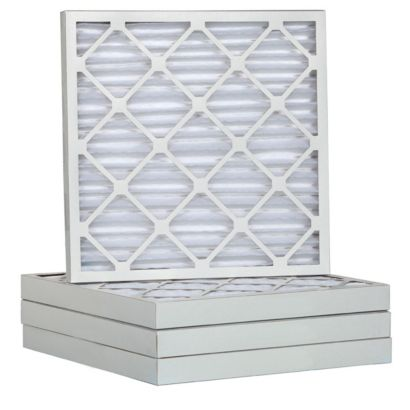 ComfortUp WP25S.021624 - 16 x 24 x 2 MERV 13 Pleated HVAC Filter - 6 pack