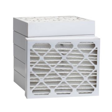 "ComfortUp WP25S.0421H23E - 21 1/2"" x 23 5/16"" x 4 MERV 13 Pleated Air Filter - 6 pack"