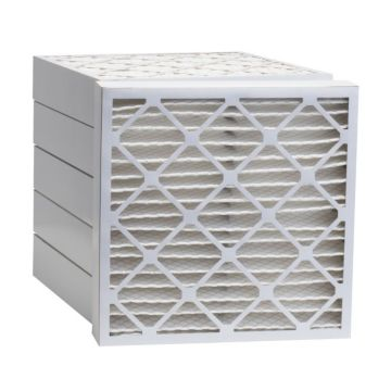 "ComfortUp WP25S.0421H23F - 21 1/2"" x 23 3/8"" x 4 MERV 13 Pleated Air Filter - 6 pack"