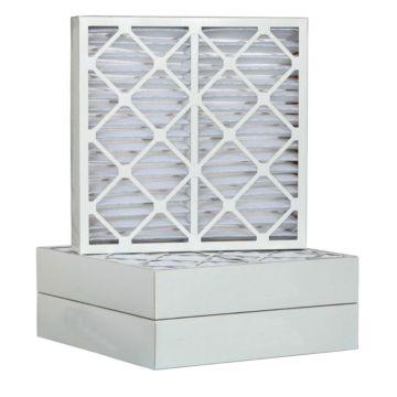 ComfortUp WP25S.042424 - 24 x 24 x 4 MERV 13 Pleated HVAC Filter - 6 Pack