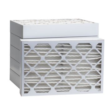 "ComfortUp WP25S.042436 - 24"" x 36"" x 4 MERV 13 Pleated Air Filter - 6 pack"