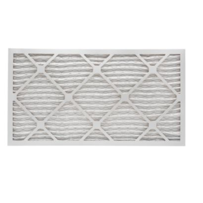 "ComfortUp WP80S.0107M21M - 7 3/4"" x 21 3/4"" x 1 Premium MERV 8 Pleated Air Filter - 6 pack"