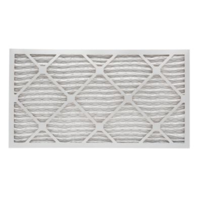 "ComfortUp WP80S.0107P13P - 7 7/8"" x 13 7/8"" x 1 Premium MERV 8 Pleated Air Filter - 6 pack"