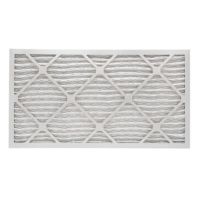 "ComfortUp WP80S.0108M35K - 8 3/4"" x 35 5/8"" x 1 Premium MERV 8 Pleated Air Filter - 6 pack"
