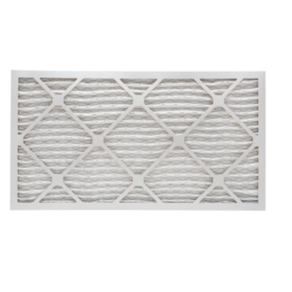 "ComfortUp WP80S.0109H16H - 9 1/2"" x 16 1/2"" x 1 Premium MERV 8 Pleated Air Filter - 6 pack"