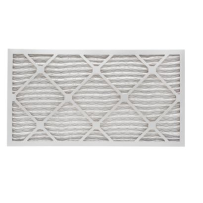 "ComfortUp WP80S.0109H23H - 9 1/2"" x 23 1/2"" x 1 Premium MERV 8 Pleated Air Filter - 6 pack"