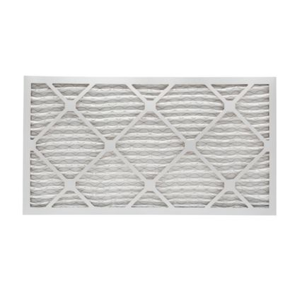 "ComfortUp WP80S.0111B23F - 11 1/8"" x 23 3/8"" x 1 Premium MERV 8 Pleated Air Filter - 6 pack"