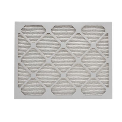ComfortUp WP80S.0121D23D - 21 1/4 x 23 1/4 x 1 MERV 8 Pleated HVAC Filter - 6 Pack