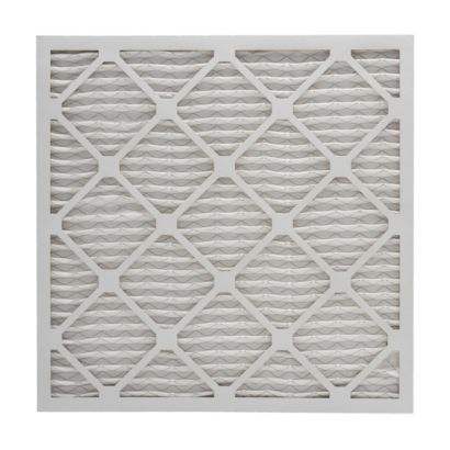 ComfortUp WP80S.0121H21H - 21 1/2 x 21 1/2 x 1 MERV 8 Pleated HVAC Filter - 6 Pack
