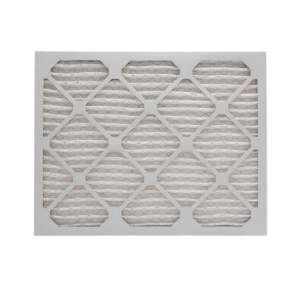 ComfortUp WP80S.0121H23F - 21 1/2 x 23 3/8 x 1 MERV 8 Pleated HVAC Filter - 6 Pack
