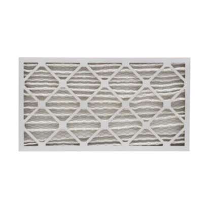 """ComfortUp WP80S.021632 - 16"""" x 32"""" x 2 MERV 8 Pleated Air Filter - 6 pack"""