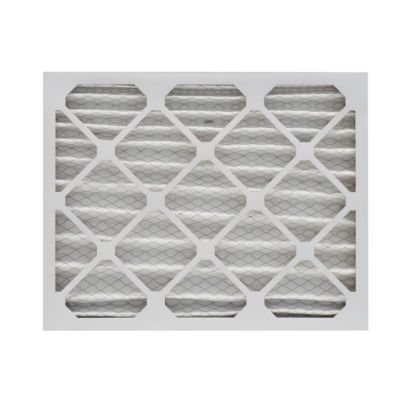 """ComfortUp WP80S.021722 - 17"""" x 22"""" x 2 MERV 8 Pleated Air Filter - 6 pack"""