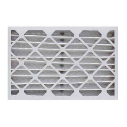 """ComfortUp WP80S.041020 - 10"""" x 20"""" x 4 MERV 8 Pleated Air Filter - 6 pack"""