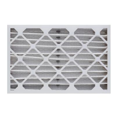 ComfortUp WP80S.041625 - 16 x 25 x 4 MERV 8 Pleated HVAC Filter - 6 Pack