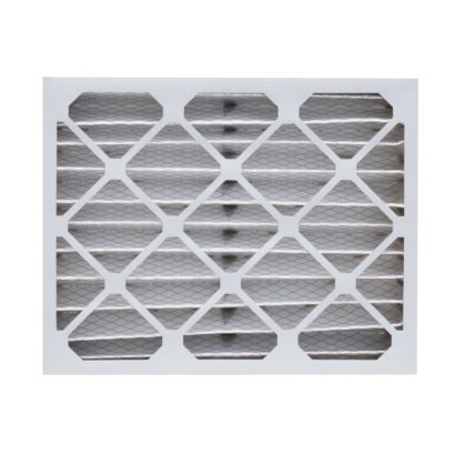 """ComfortUp WP80S.042021H - 20"""" x 21 1/2"""" x 4 MERV 8 Pleated Air Filter - 6 pack"""