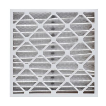 """ComfortUp WP80S.0421D21D - 21 1/4"""" x 21 1/4"""" x 4 MERV 8 Pleated Air Filter - 6 pack"""