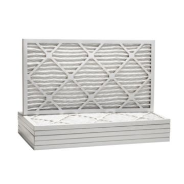 ComfortUp WP80S.011430 - 14 x 30 x 1 MERV 8 Pleated HVAC Filter - 6 Pack