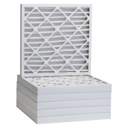 """ComfortUp WP80S.0221D21D - 21 1/4"""" x 21 1/4"""" x 2 MERV 8 Pleated Air Filter - 6 pack"""