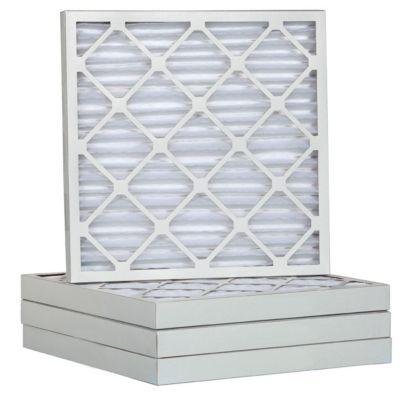 ComfortUp WP80S.022525 - 25 x 25 x 2 MERV 8 Pleated HVAC Filter - 12 Pack