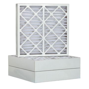 ComfortUp WP80S.041624 - 16 x 24 x 4 MERV 8 Pleated HVAC Filter - 6 Pack