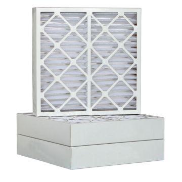 ComfortUp WP80S.042020 - 20 x 20 x 4 MERV 8 Pleated HVAC Filter - 6 Pack