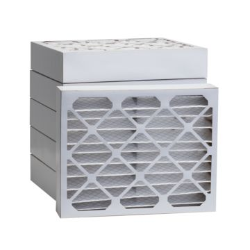 """ComfortUp WP80S.042021 - 20"""" x 21"""" x 4 MERV 8 Pleated Air Filter - 6 pack"""