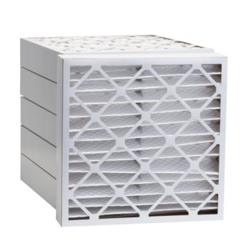 "ComfortUp WP80S.0421D21D - 21 1/4"" x 21 1/4"" x 4 MERV 8 Pleated Air Filter - 6 pack"
