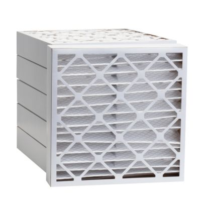 """ComfortUp WP80S.042525 - 25"""" x 25"""" x 4 MERV 8 Pleated Air Filter - 6 pack"""