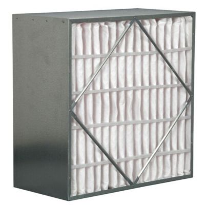 "ComfortUp WR258N.122024 - 20"" x 24"" x 12 85% No Header Rigid Filter - 1 pack"