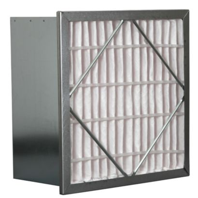 """ComfortUp WR258S.121224 - 12"""" x 24"""" x 12 85% With Header Rigid Filter - 1 pack"""