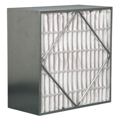"""ComfortUp WR259S.061224 - 12"""" x 24"""" x 6 95% With Header Rigid Filter - 1 pack"""