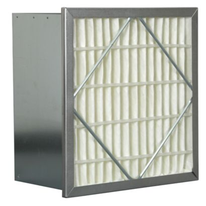 """ComfortUp WR259S.062424 - 24"""" x 24"""" x 6 95% With Header Rigid Filter - 1 pack"""