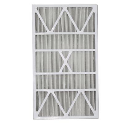 """ComfortUp WRDPAA061628M08SG - Space-Gard 16"""" x 28"""" x 6 MERV 8 Whole House Replacement Air Filter - 2 pack"""