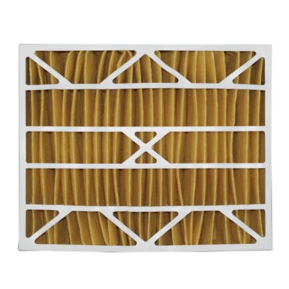 """ComfortUp WRDPAA062025M11LX - Lennox 20"""" x 25"""" x 6 MERV 11 Whole House Replacement Air Filter - 2 pack"""