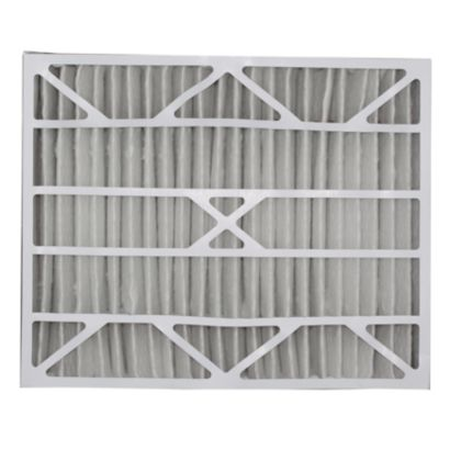 """ComfortUp WRDPAA062025M13LX - Lennox 20"""" x 25"""" x 6 MERV 13 Whole House Replacement Air Filter - 2 pack"""