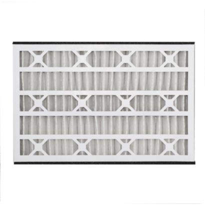 "ComfortUp WRDPAB031625M13CE - Carrier 16"" x 25"" x 3  MERV 13 Whole House Replacement Air Filter - 3 pack"
