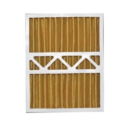 """ComfortUp WRDPCA04D1620M11 - BDP 16"""" x 20"""" x 4 1/4 MERV 11 Whole House Replacement Air Filter - 2 pack"""