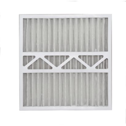"""ComfortUp WRDPCA04D1920M08D - Day & Night 19"""" x 20"""" x 4 1/4 MERV 8 Whole House Replacement Air Filter - 2 pack"""
