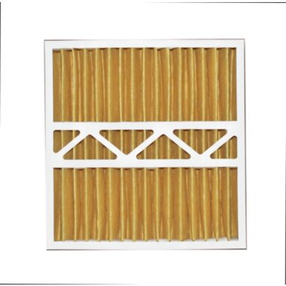 """ComfortUp WRDPCA04D1920M11B - Bryant 19"""" x 20"""" x 4 1/4 MERV 11 Whole House Replacement Air Filter - 2 pack"""