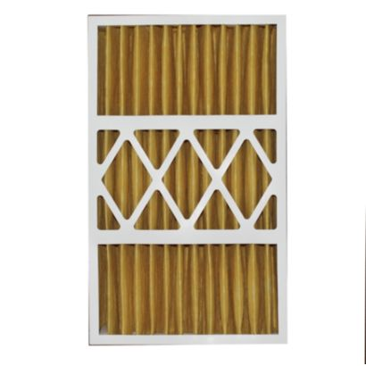 """ComfortUp WRDPCA051625M11CM - Coleman 16"""" x 25"""" x 5 MERV 11 Whole House Replacement Air Filter - 2 pack"""