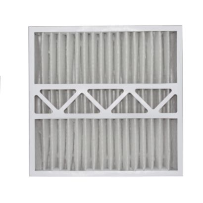 """ComfortUp WRDPCA052020M08CE - Carrier 20"""" x 20"""" x 5 MERV 8 Whole House Replacement Air Filter - 2 pack"""