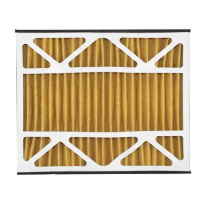 """ComfortUp WRDPCA052025M11BR - Bryant 20"""" x 25"""" x 5 MERV 11 Whole House Replacement Air Filter - 2 pack"""